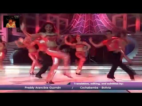 Celia Cruz / Tribute / La vida es un carnaval / Live / Spanish - English ( REMASTERED )