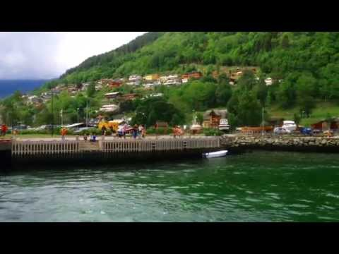 Sognefjord - Norway's most beautiful and breathtaking scenery