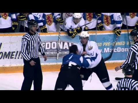 Cape Breton Screaming Eagles -  2013 Intro Video