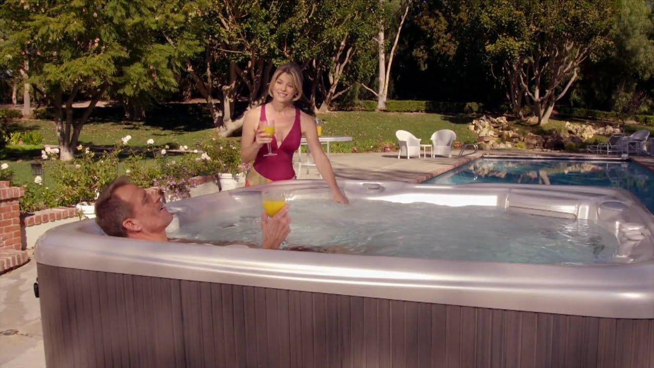 Jacuzzi Pool Youtube Morning To Night Hot Spring Spas And Hot Tubs