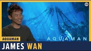 James Wan Talks 'Aquaman'