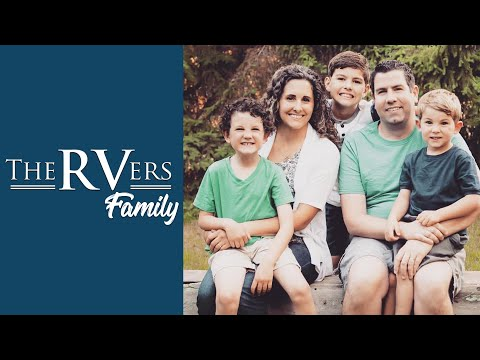 Introducing Adam & Celine: The RVers Family - Your online hosts to the RVers TV show!