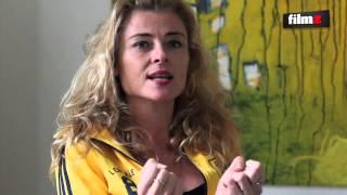 """160 """"Viceværten""""-interviews med instruktøren og Julie Zangenberg"""