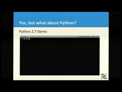 Docker + Python by Tim Butler