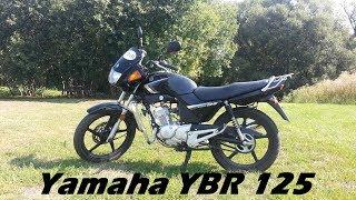 Yamaha YBR 125 - ТЕСТ ДРАЙВ. ОБЗОР. МОТОЦИКЛ НА КАЖДЫЙ ДЕНЬ!!!