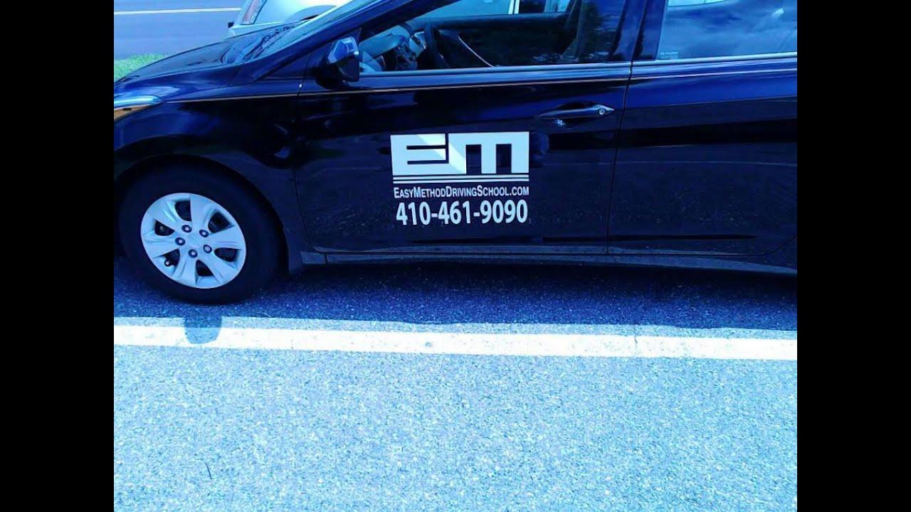 Easy Method Driving School In Maryland Washington Dc And Virginia