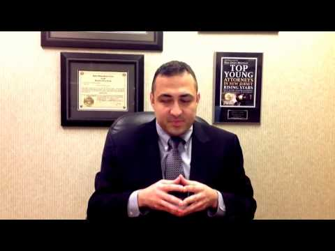 Attorney Matthew V. Villani, Esq. speaks on effect of your insurance on your case. For more information go to our website: http://www.ginarte.com/blog/  With over 150 years of combined experience, the attorneys...