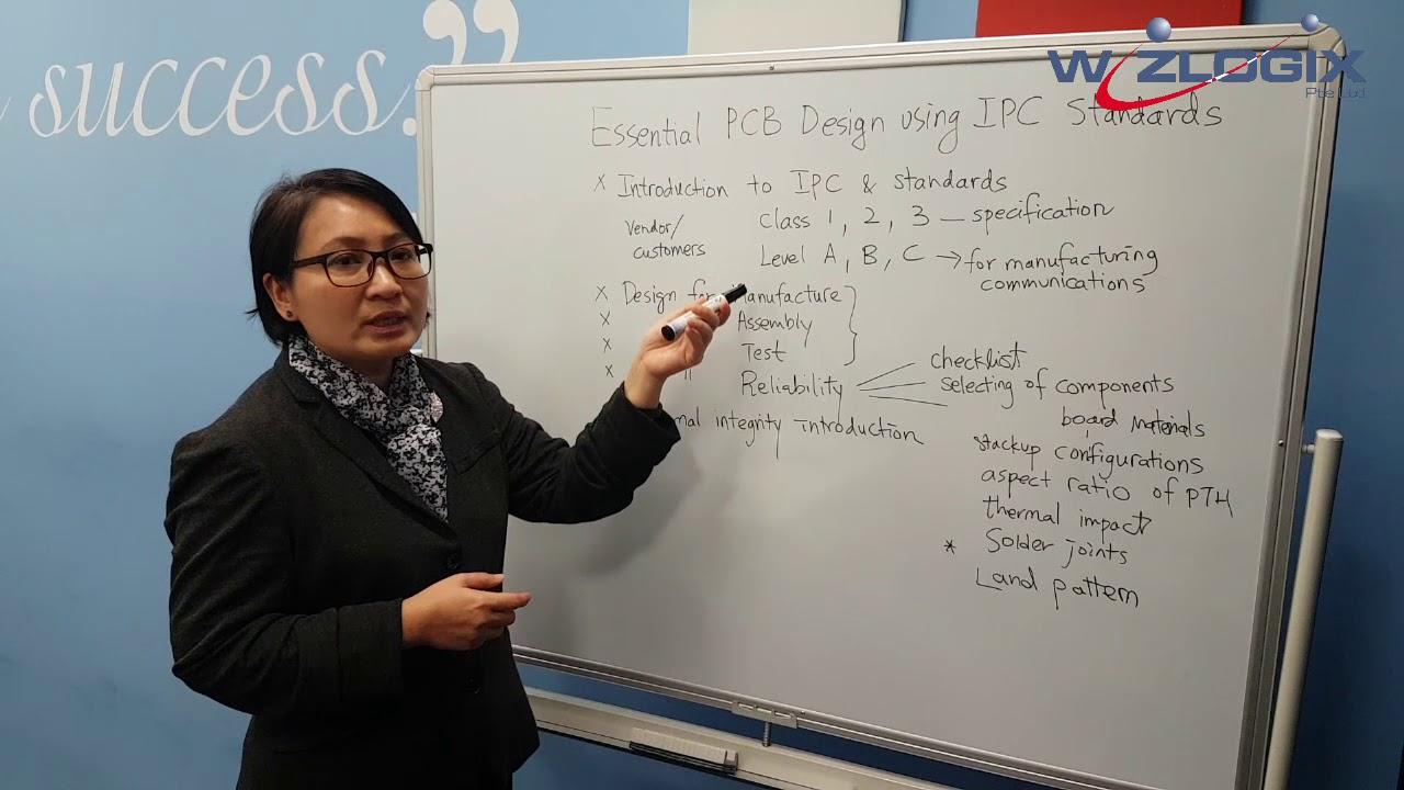 Essential PCB Board Design Using IPC Standards Course