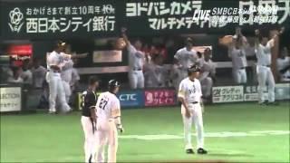2014SMBC日本シリーズ ソフトバンク×阪神 福岡ソフトバンクが3年ぶり6...