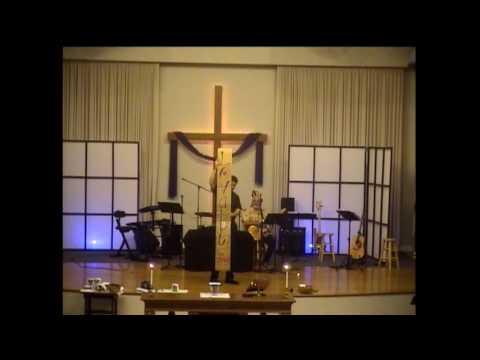 Cardboard Testimonies and Sermon: St Mary's Episcopal Church