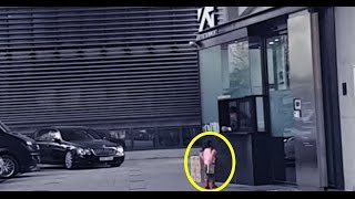 4 YEAR OLD BIGBANG FAN WALKS INTO YG ENTERTAINMENT (ORIGINAL)