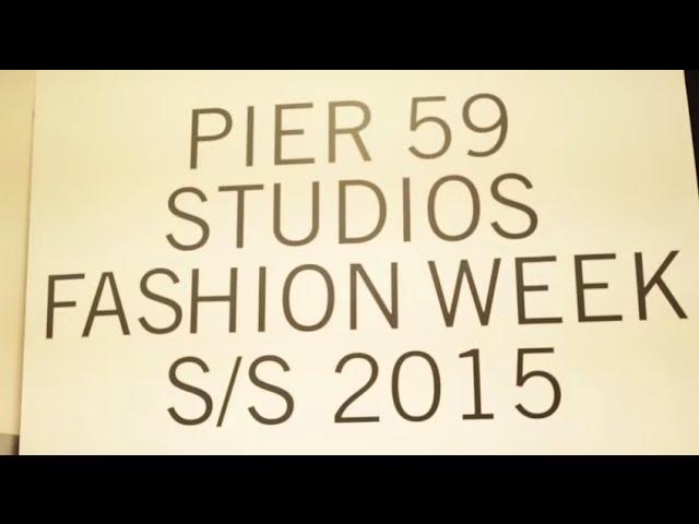 Scruples at New York Fashion Week SS15