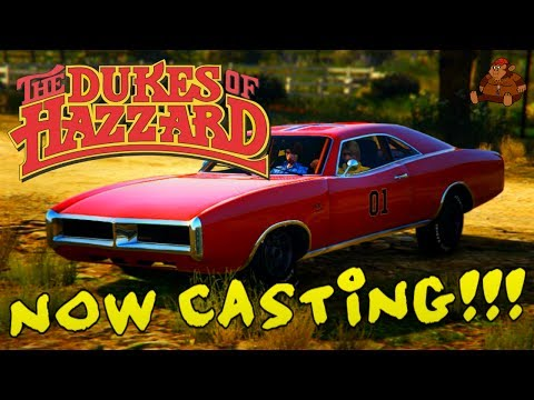 THE DUKES OF HAZZARD GTA 5 SERIES IS NOW CASTING!!! (GTA V Podcast #15)