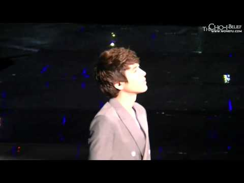 101113 Super Junior SS3 in Nanjing - In My Dream (Crying Kyuhyun T_T)