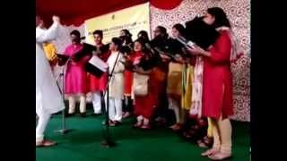 Tarannum Choir, Delhi - Awaz do Hum Ek Hian