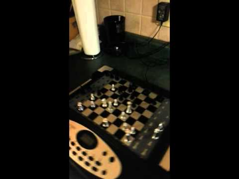 Excalibur Electronic Chess Set for sale