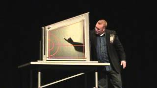 Magic Show from Allegheny County Police Indoor Circus 2012 (Part 1). Clive Allen & Tracey