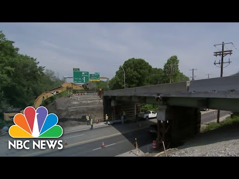 Spotlight On Underfunded Infrastructure Causing Headaches Across The US