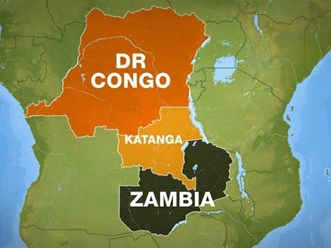 DR Congo violence drives thousands into Zambia
