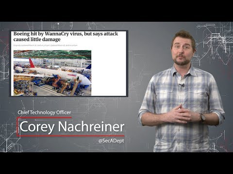 Learning From Boeing's Infection - Daily Security Byte