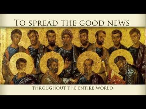 History of the Catholic Church: From the Apostolic Age to the Third Millennium - Book Trailer