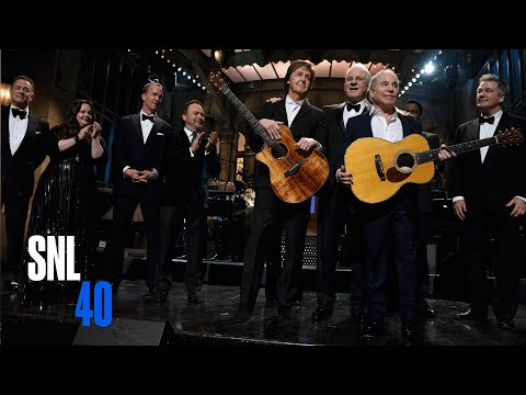 Hosts Monologue - SNL 40th Anniversary Special