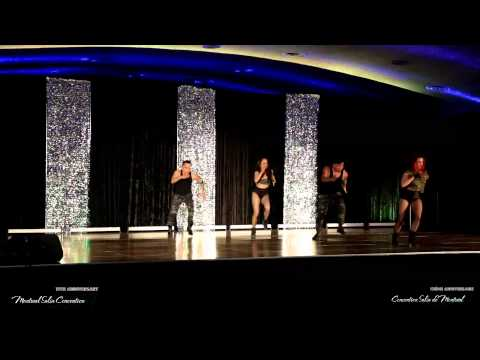 Cadence Dance Academy at the Montreal Salsa Congress