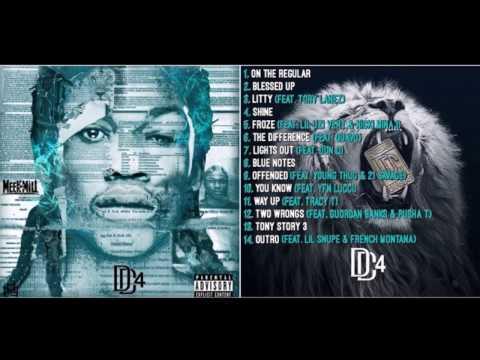 Light Out (Lyrics) - Meek Mill Feat. Don Q (DC4)