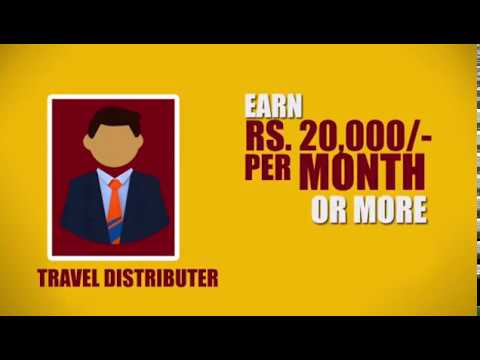 Become A Travel Distributor Of MOS World | Business Opportunity In India |  MOS World