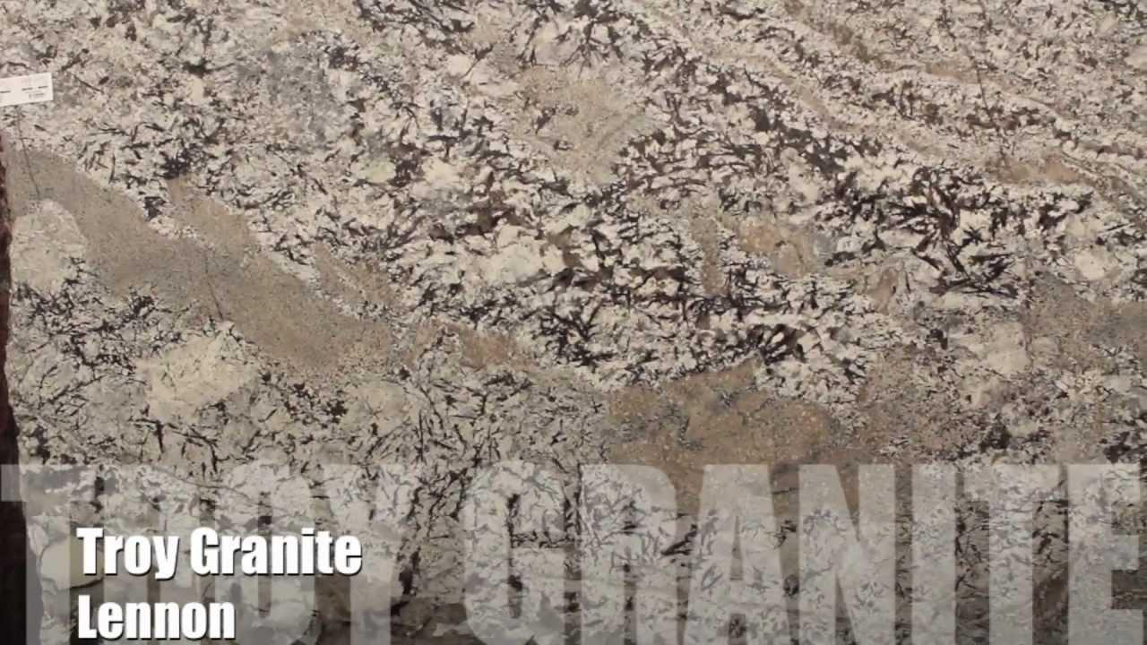 Lennon Granite Countertop By Troy Granite Youtube