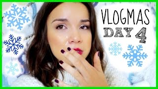 it s ok to have a bad day vlogmas 4 2014