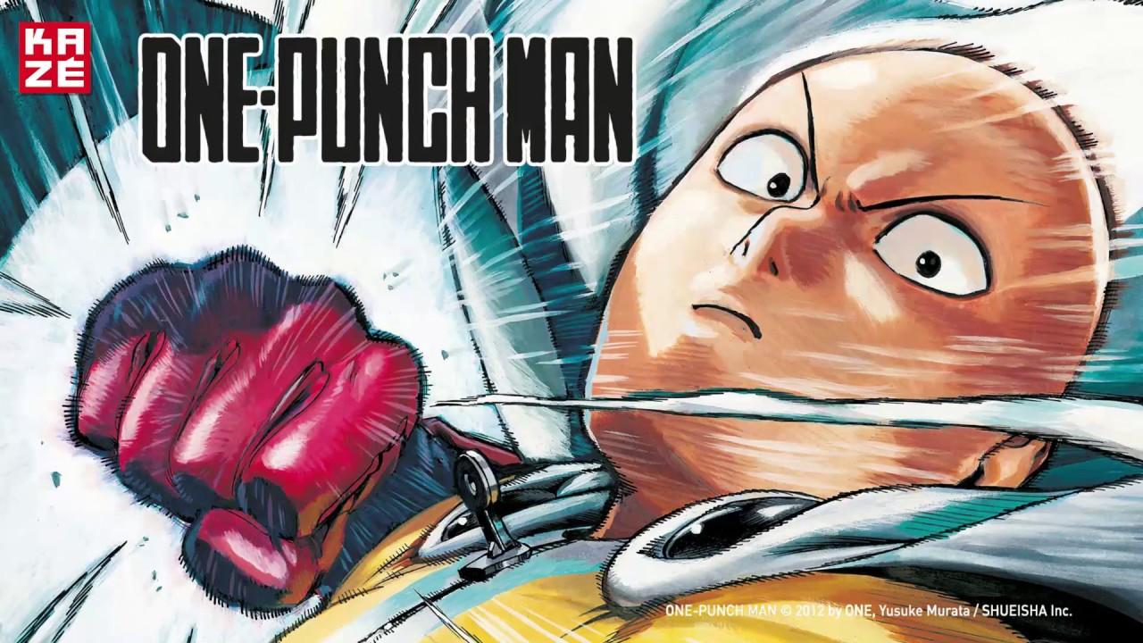 One Punch Man Kino