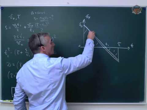 Разбор регионального этапа Всероссийской олимпиады школьников по физике, 9 класс