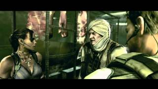 Resident Evil 5 Walkthrough Part 1 ( Veteran Chapter 1-1 )