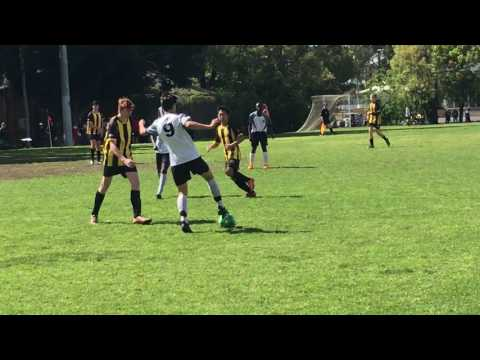2016 SOCCER GRAND FINAL: Greystanes Vs Pendle Hill Black_Firsthalf-100916