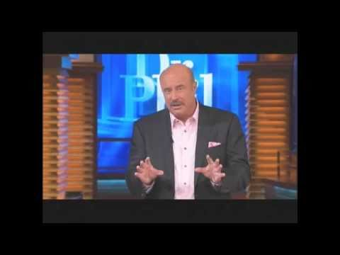 Dr. Phil endorses Homeless Not Toothless