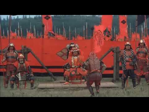 Battle of Kawanakajima #1 (18 October 1561) - Takeda clan vs Uesugi clan