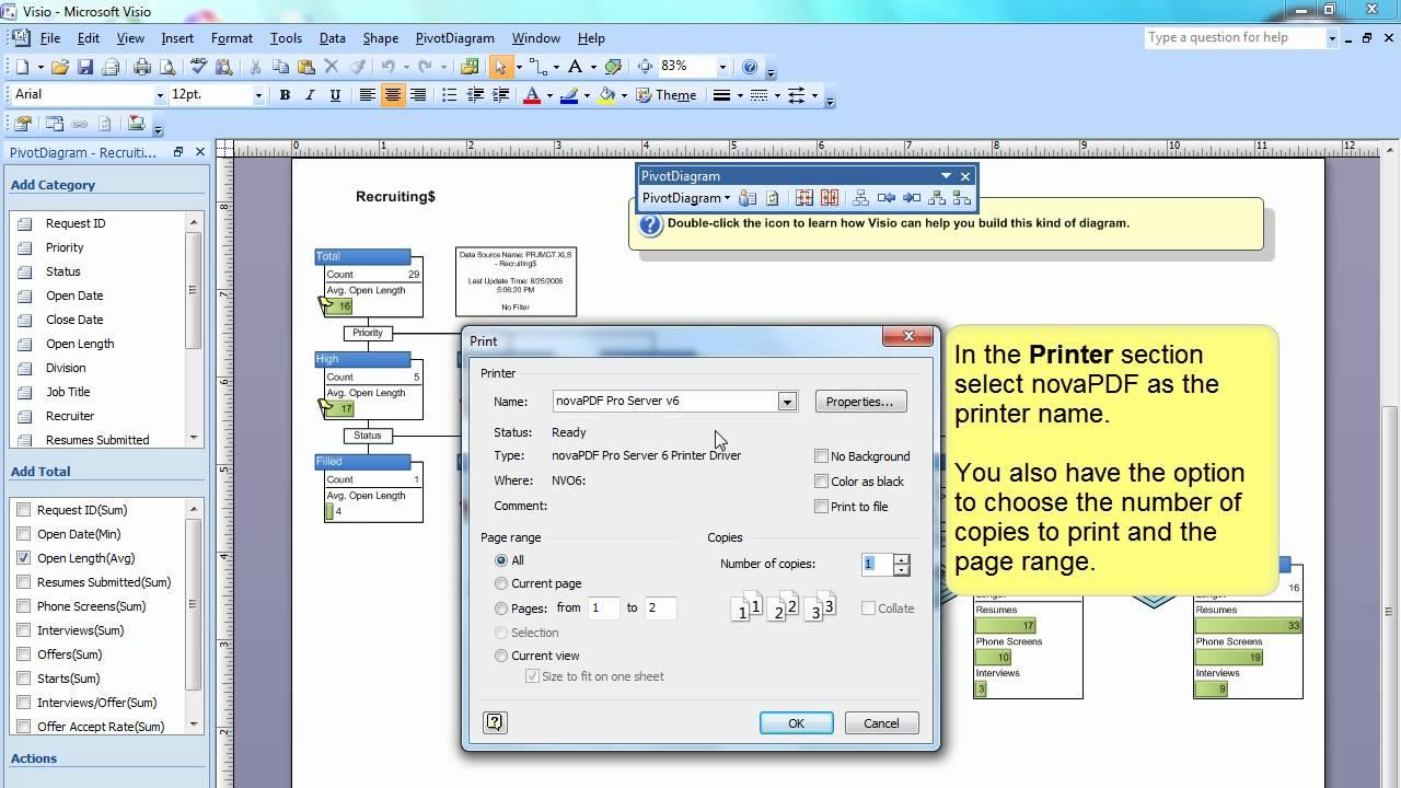 convert visio to pdf - Convert To Visio