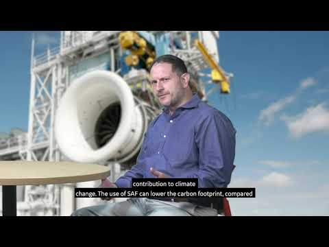 GE Aviation fuels expert explains importance of Sustainable Aviation Fuel
