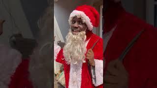 CHRISTMAS CAROL - MERRY CHRISTMAS - OFFICER WOOS