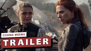 CZARNA WDOWA Super Bowl TRAILER (2020) [POLSKIE NAPISY] - Scarlett Johansson, David Harbour