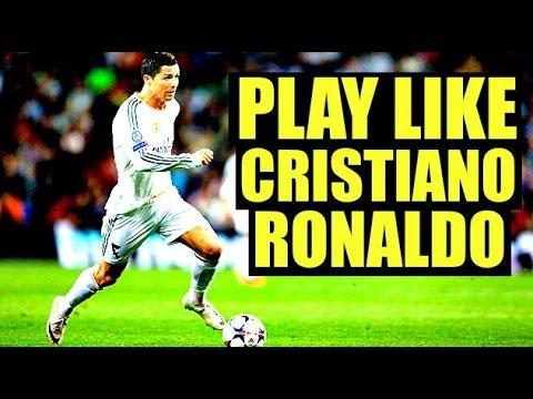 Cristiano Ronaldo Football Skills Freekick Tutorial 17
