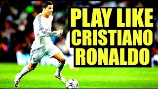 Cristiano Ronaldo Football Skills & Freekick Tutorial ft. freekickerz