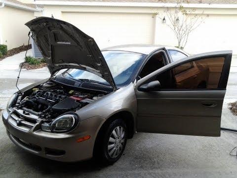 Replacing Instrument Cluster on Dodge Neon part 1 | FunnyCat TV