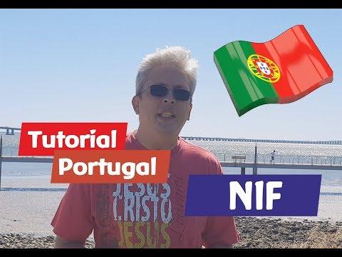 Tutorial Portugal - NIF (número de contribuinte)