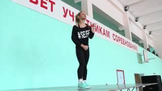 Мастер-класс Алисы Доценко в г. Чебоксары