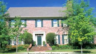 Early American Homes Video 1 | House Plans And More