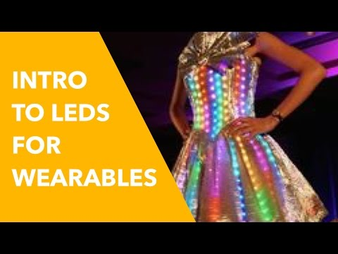 LED Lights for Wearable Tech: Beginner How-To Guide
