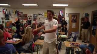 La Tomatina - Mrs. Sewell's Spanish II Class