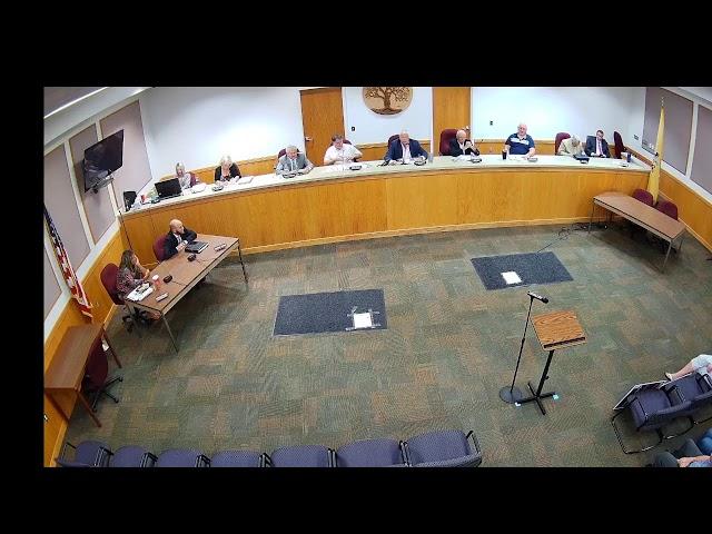 Mansfield Township Live Stream 7/21/21